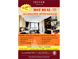 Silver Thonglor Apartment image 1