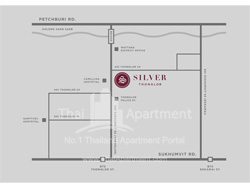 Silver Thonglor Apartment image 24