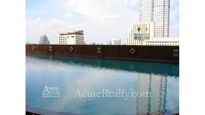 Condominium  for sale & for rent State Tower Saladang image12