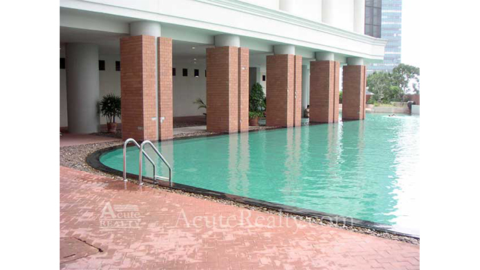 Condominium  for sale & for rent State Tower Saladang image19