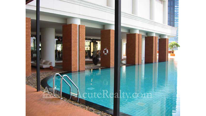 Condominium  for sale & for rent State Tower Saladang image20