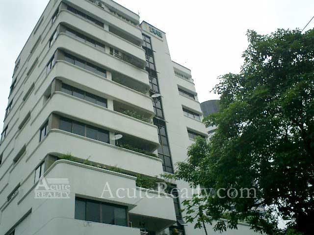 公寓-出售-ruamrudee-garden-house