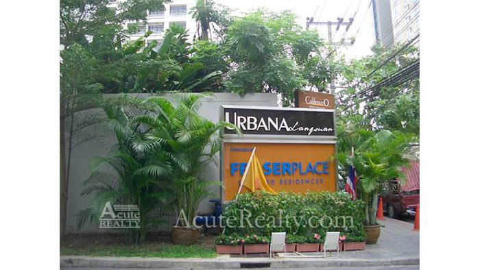 Condominium  for sale & for rent Urbana Langsuan Langsuan image12