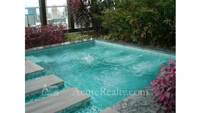 Condominium  for sale & for rent Urbana Langsuan Langsuan image17