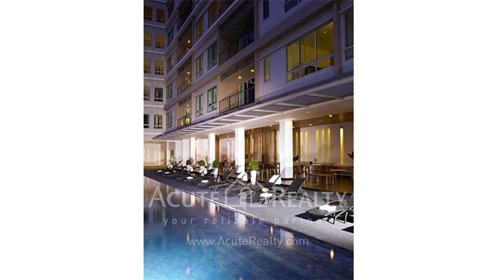 Condominium  for sale & for rent The Lofts Yennakart Yennakart image26