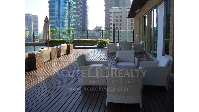 公寓  for rent Urbana Sathorn Sathorn image23