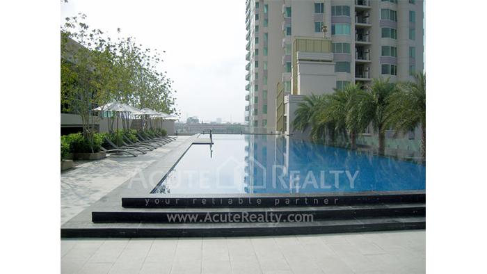 Condominium  for sale WaterMark Chaophraya Charoen Nakorn image26