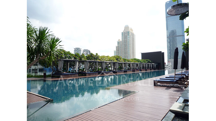 Condominium  for rent The Met Sathorn image13