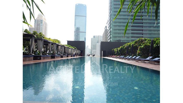 Condominium  for rent The Met Sathorn image14