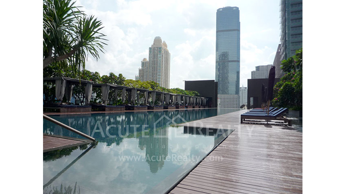 Condominium  for rent The Met Sathorn image18