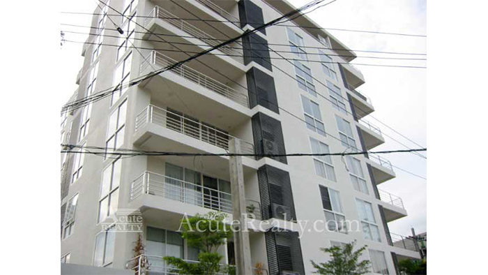 Condominium  for rent The Peaks Residence Early Sukhumvit, near NIS. image7