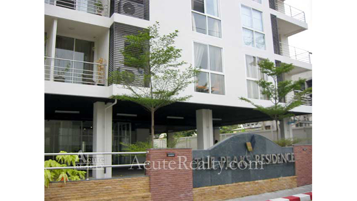 Condominium  for rent The Peaks Residence Early Sukhumvit, near NIS. image14