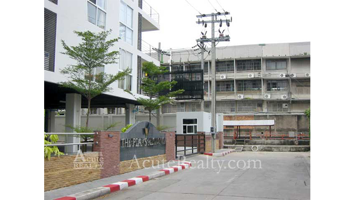 Condominium  for rent The Peaks Residence Early Sukhumvit, near NIS. image15
