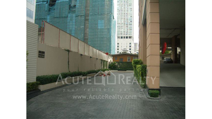 Condominium  for sale & for rent The Infinity Sathorn image24