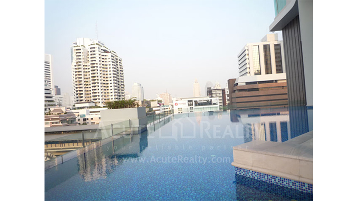 Condominium  for sale & for rent The Infinity Sathorn image31