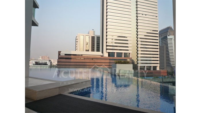 Condominium  for sale & for rent The Infinity Sathorn image32
