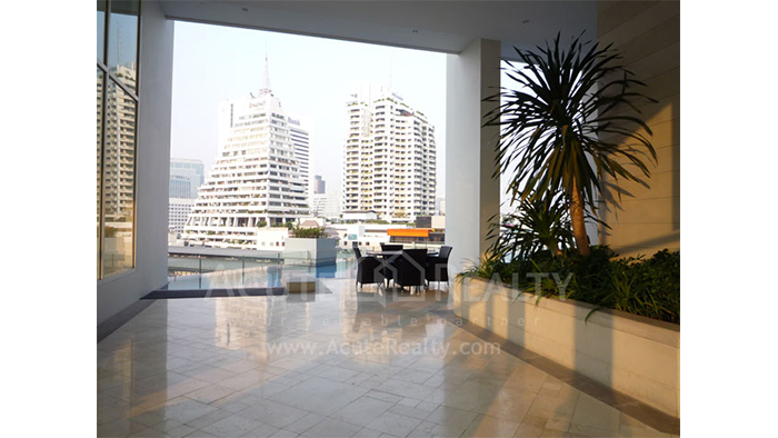 Condominium  for sale & for rent The Infinity Sathorn image40