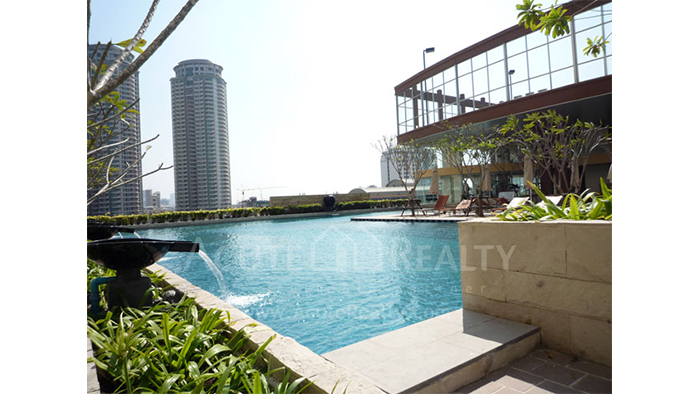 Condominium  for sale & for rent The Empire Place  Narathiwas Rd. image16