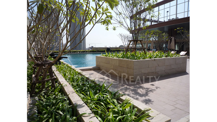 Condominium  for sale & for rent The Empire Place  Narathiwas Rd. image26