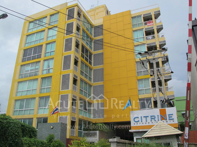 Condominium  for sale Condo One Sathon  Yenakart image0