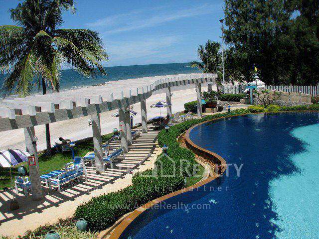 Condominium  for rent Baan San Sa Ran Hua Hin image26