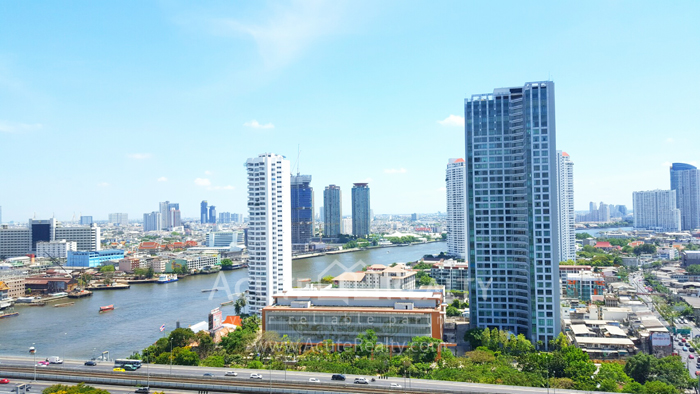 Condominium  for sale & for rent The River Sathorn - Charoennakorn image20