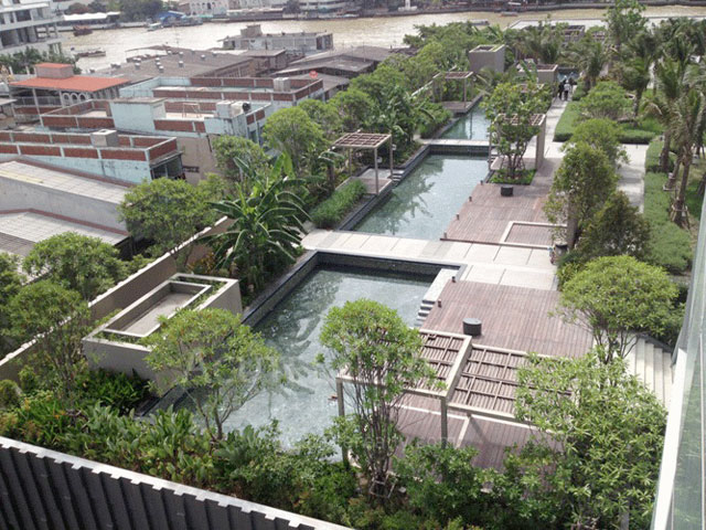 Condominium  for sale & for rent The River Charoennakorn image22