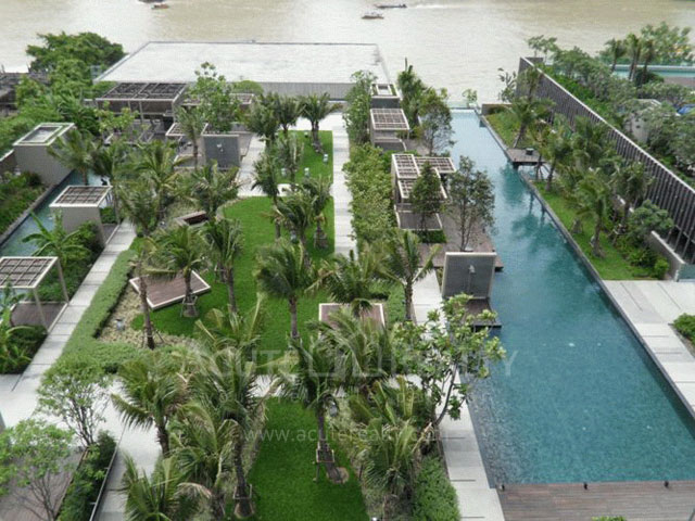 Condominium  for sale & for rent The River Sathorn - Charoennakorn image22