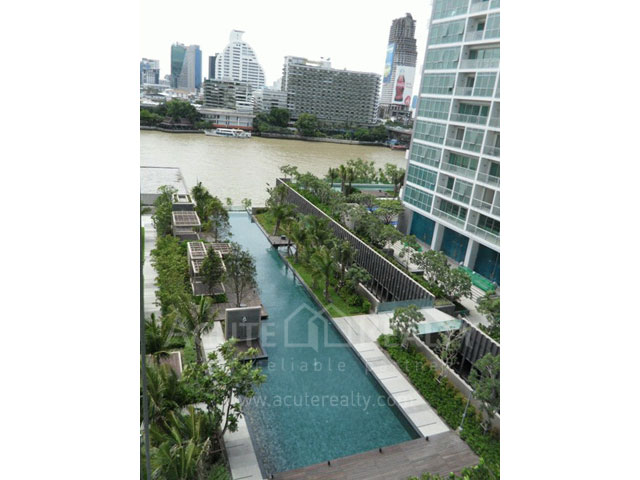Condominium  for sale & for rent The River Charoennakorn image24