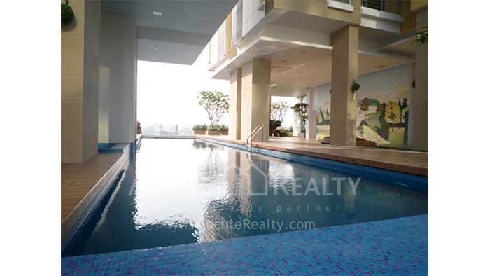 Condominium  for sale My Resort Bangkok Petchburi road image18