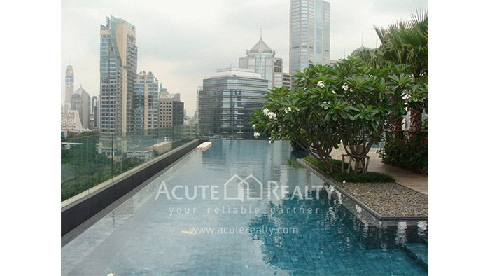 Condominium  for sale & for rent Prive by Sansiri Wireless Road image7