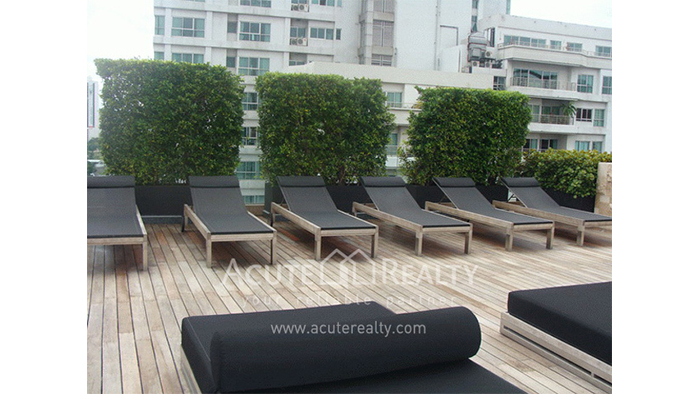 Condominium  for sale & for rent Prive by Sansiri Wireless Road image15