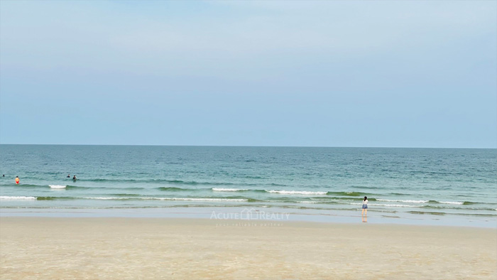 Condominium  for sale & for rent Baan Sansuk Hua Hin. image16