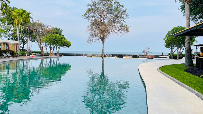 Condominium  for rent Baan Sansuk Hua Hin image30