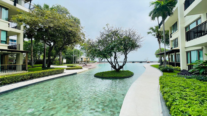 Condominium  for sale & for rent Baan Sansuk Hua Hin. image24