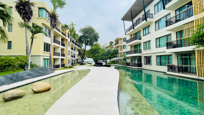 Condominium  for sale & for rent Baan Sansuk Hua Hin. image25