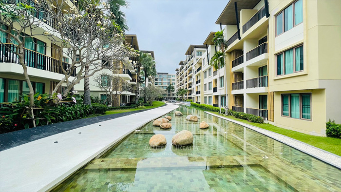 Condominium  for sale & for rent Baan Sansuk Hua Hin. image26