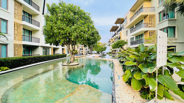 Condominium  for sale & for rent Baan Sansuk Hua Hin. image27