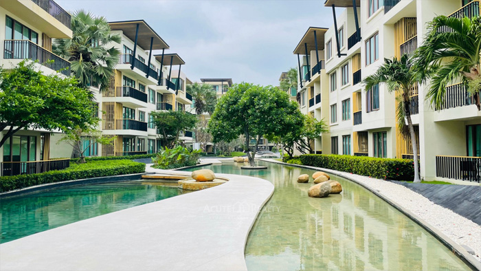 Condominium  for sale & for rent Baan Sansuk Hua Hin. image28