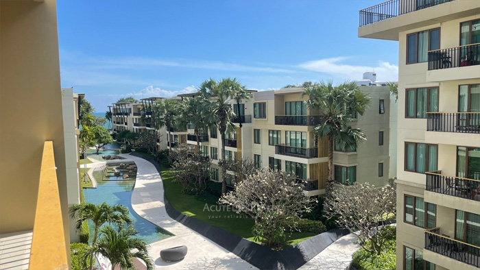 Condominium  for sale & for rent Baan Sansuk Hua Hin. image30