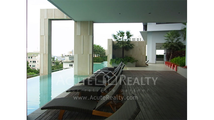 公寓  for sale & for rent Amanta Lumpini Rama 4 image28
