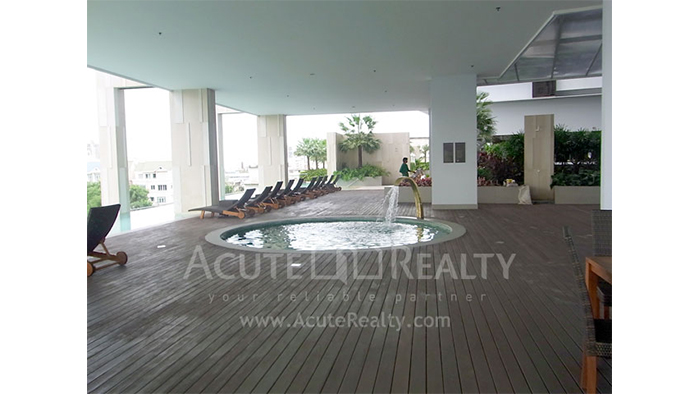 公寓  for sale & for rent Amanta Lumpini Rama 4 image38