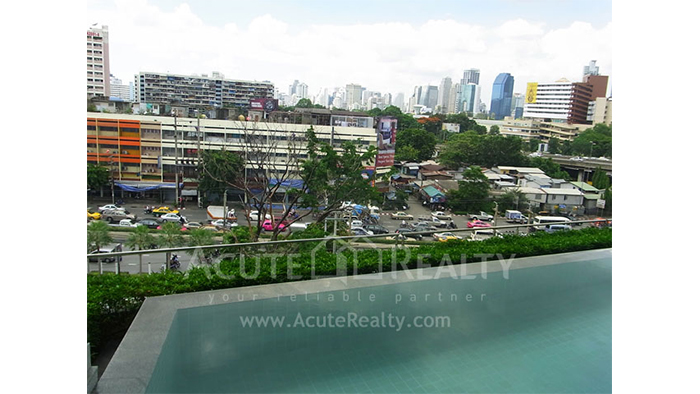 公寓  for sale & for rent Amanta Lumpini Rama 4 image39