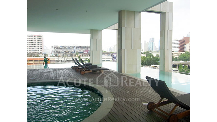 公寓  for sale & for rent Amanta Lumpini Rama 4 image40