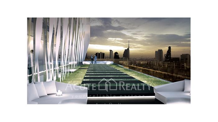 Condominium  for sale Ideo Verve Ratchaprarop Phayathai image1