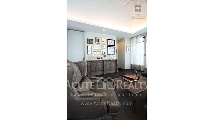 Condominium  for sale & for rent The Seed Memories Siam Rama 1 Kasemsan 1 image16