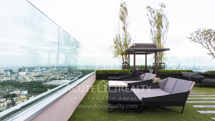 公寓  for sale Rhythm Sathorn Sathorn image18