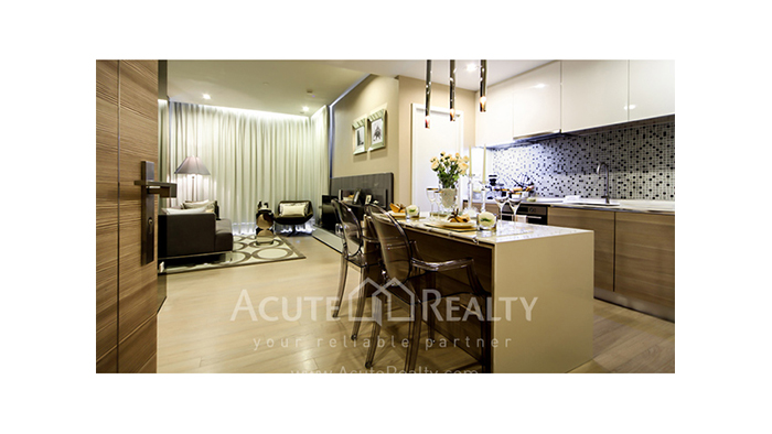 Condominium  for sale The Room Sukhumvit 21 Asoke image0