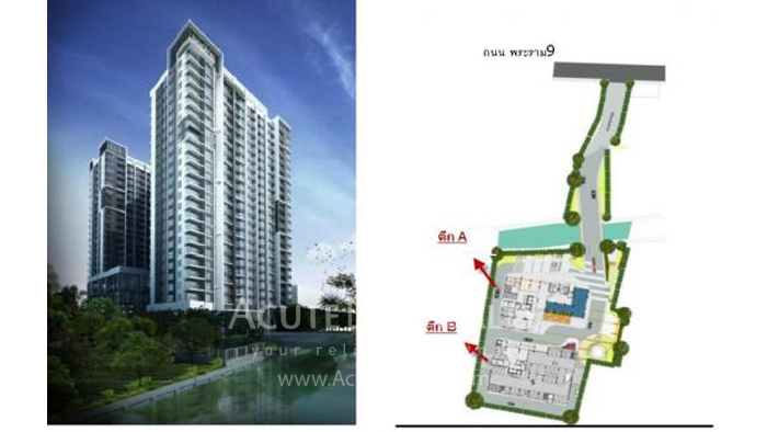 公寓  for sale & for rent Aspire Rama 9 Rama 9 image1