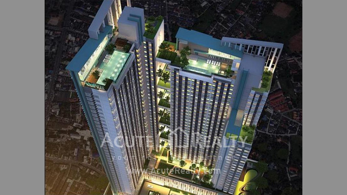 Condominium  for sale & for rent Centric Tiwanon Station  Tiwanon Intersection image12